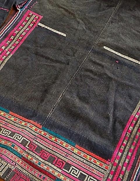 Vintage Miao Tribe Jacket