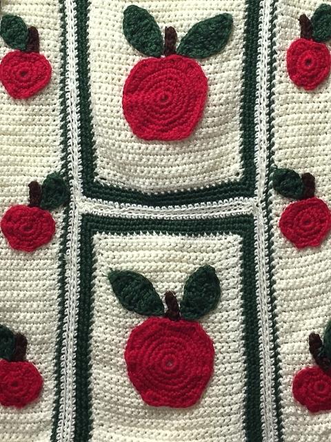 Crochet 'Apple' Top