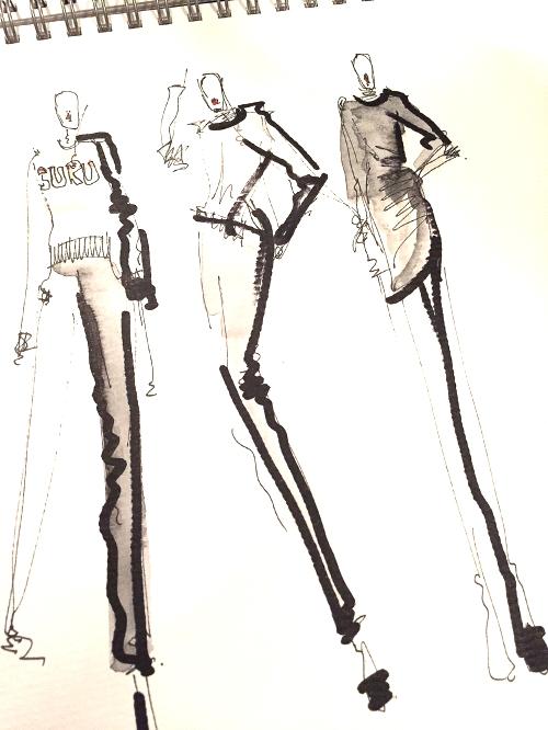 Pam & Gela SS '15