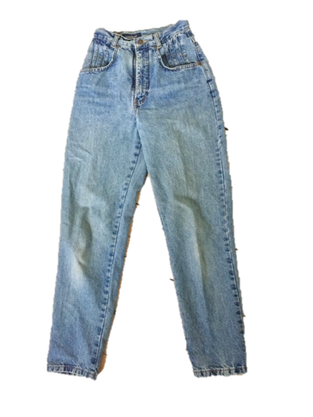 Take a pair of 'Mom Jeans'.