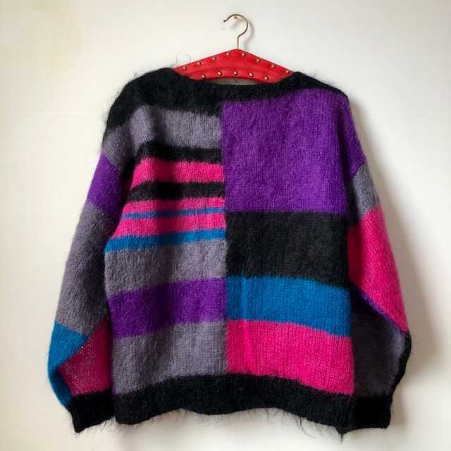 Jumper - Traid Charity Shop.