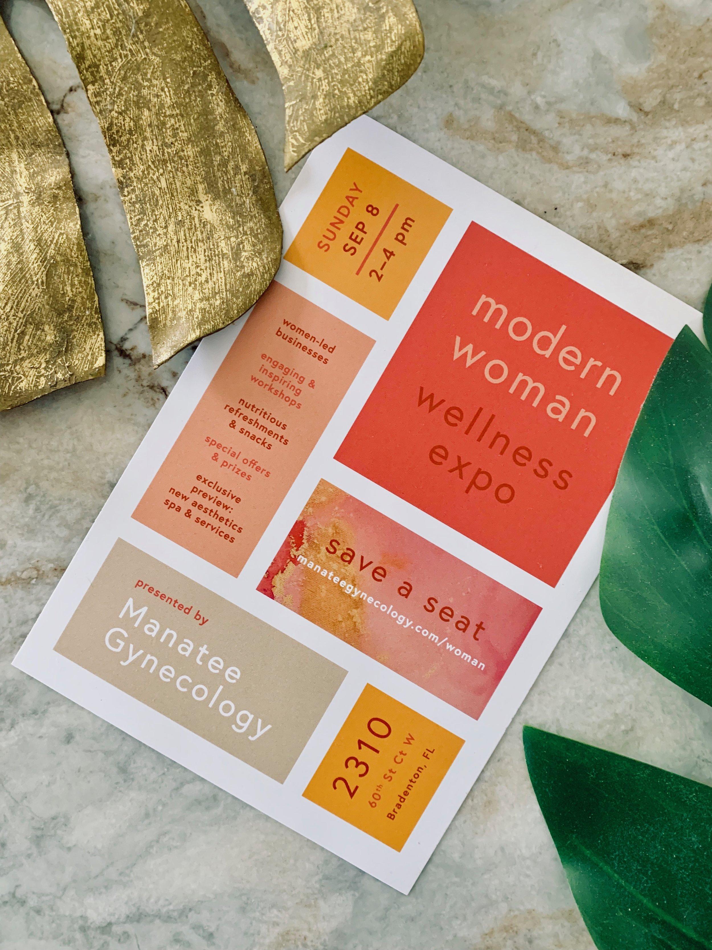 Modern Woman Flyer