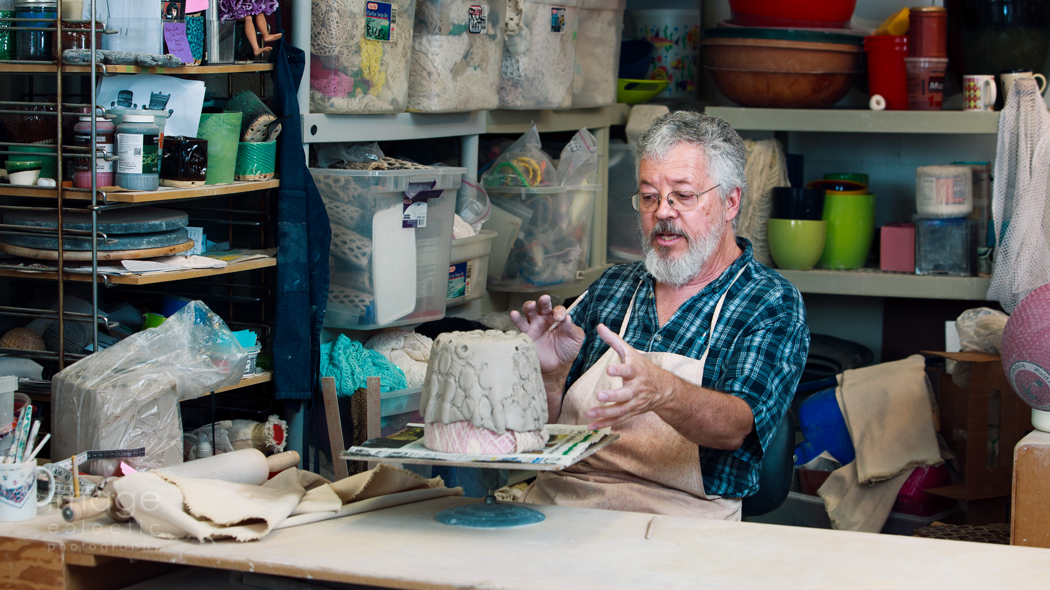 The Pot Handbuilder
