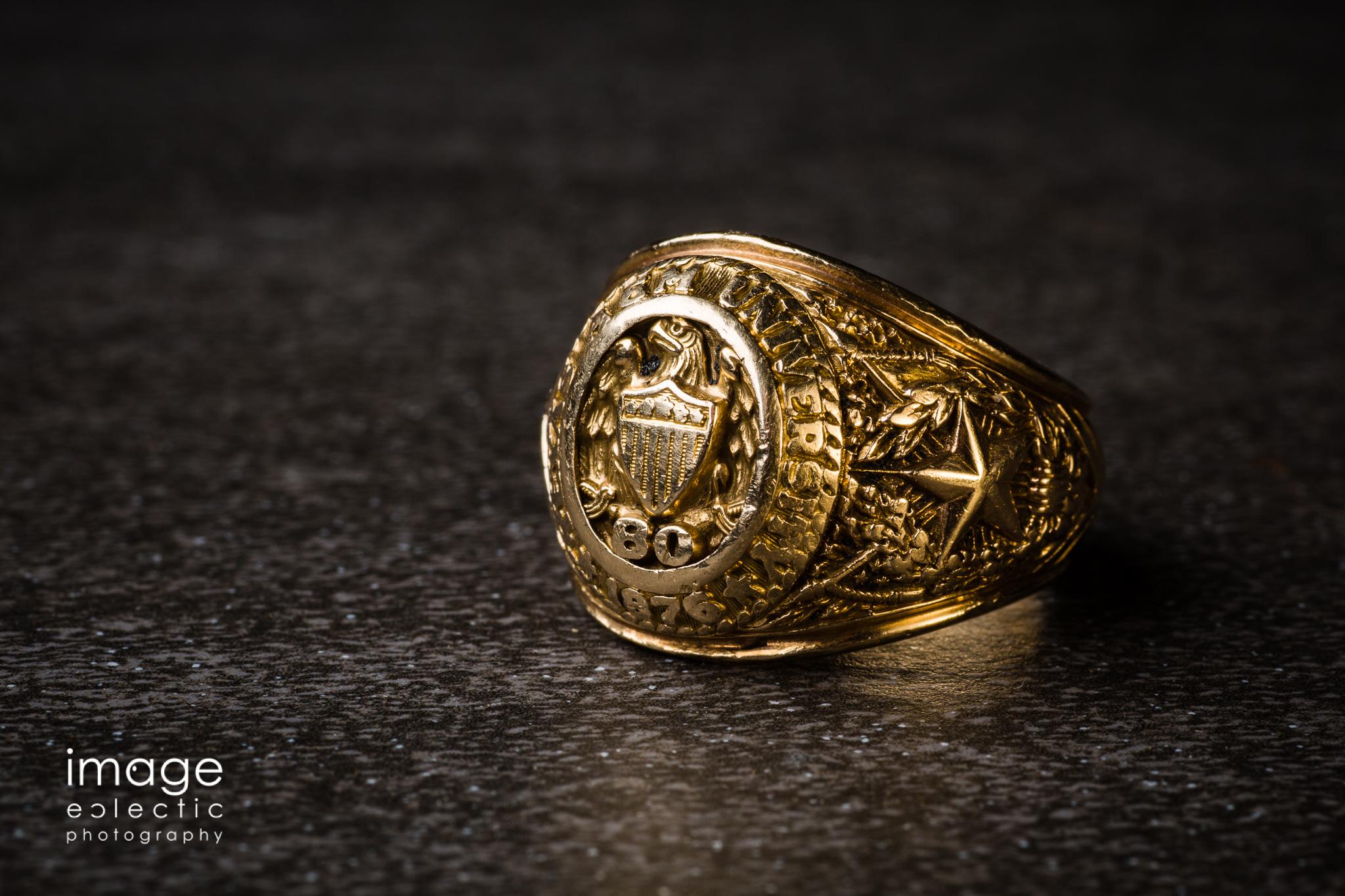 1980 Aggie Ring