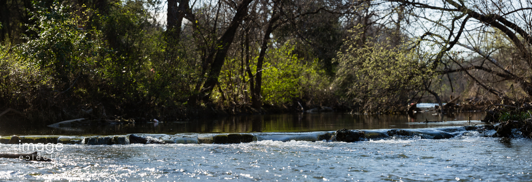 Late Afternoon Brushy Creek