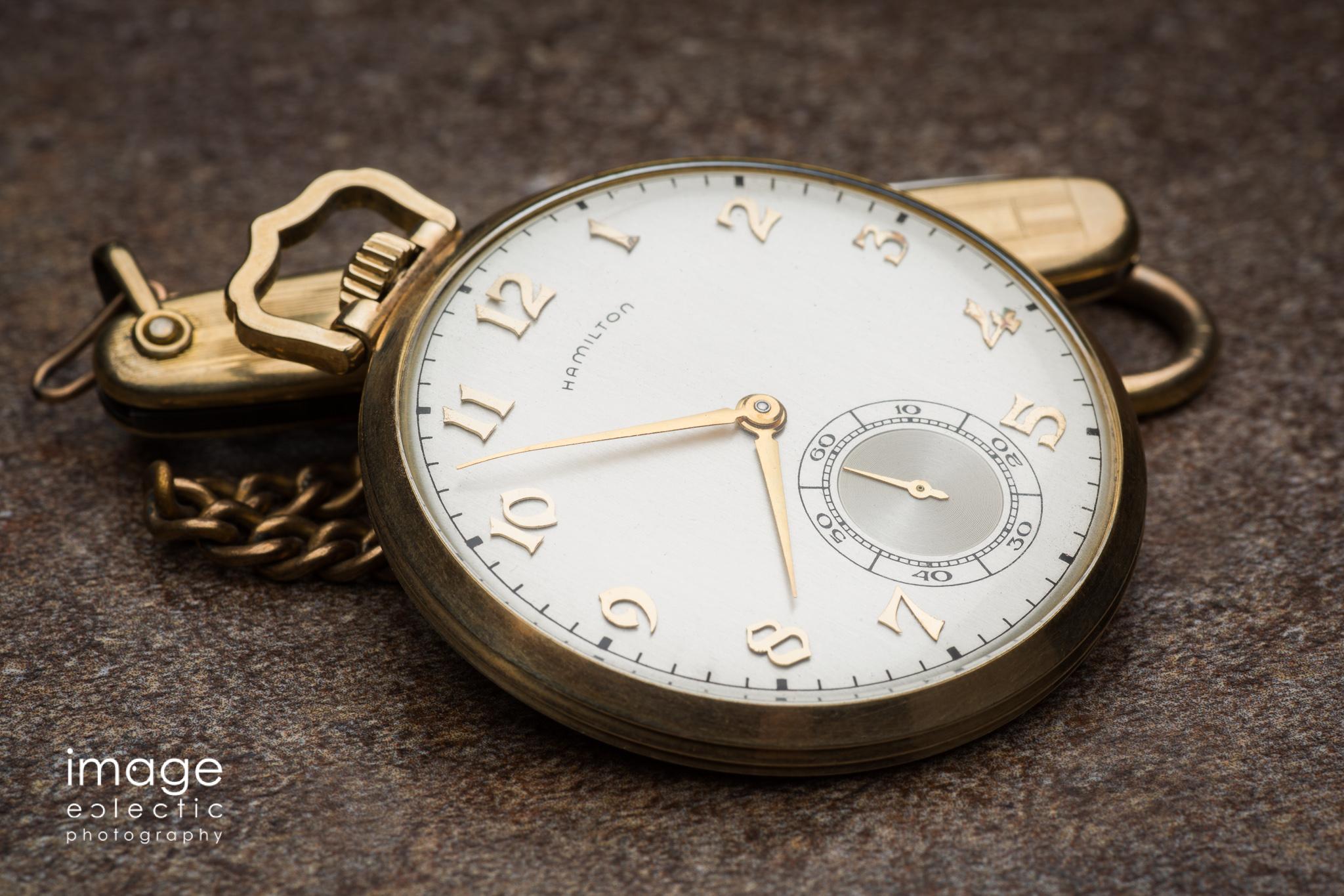 Dad's Pocket Watch