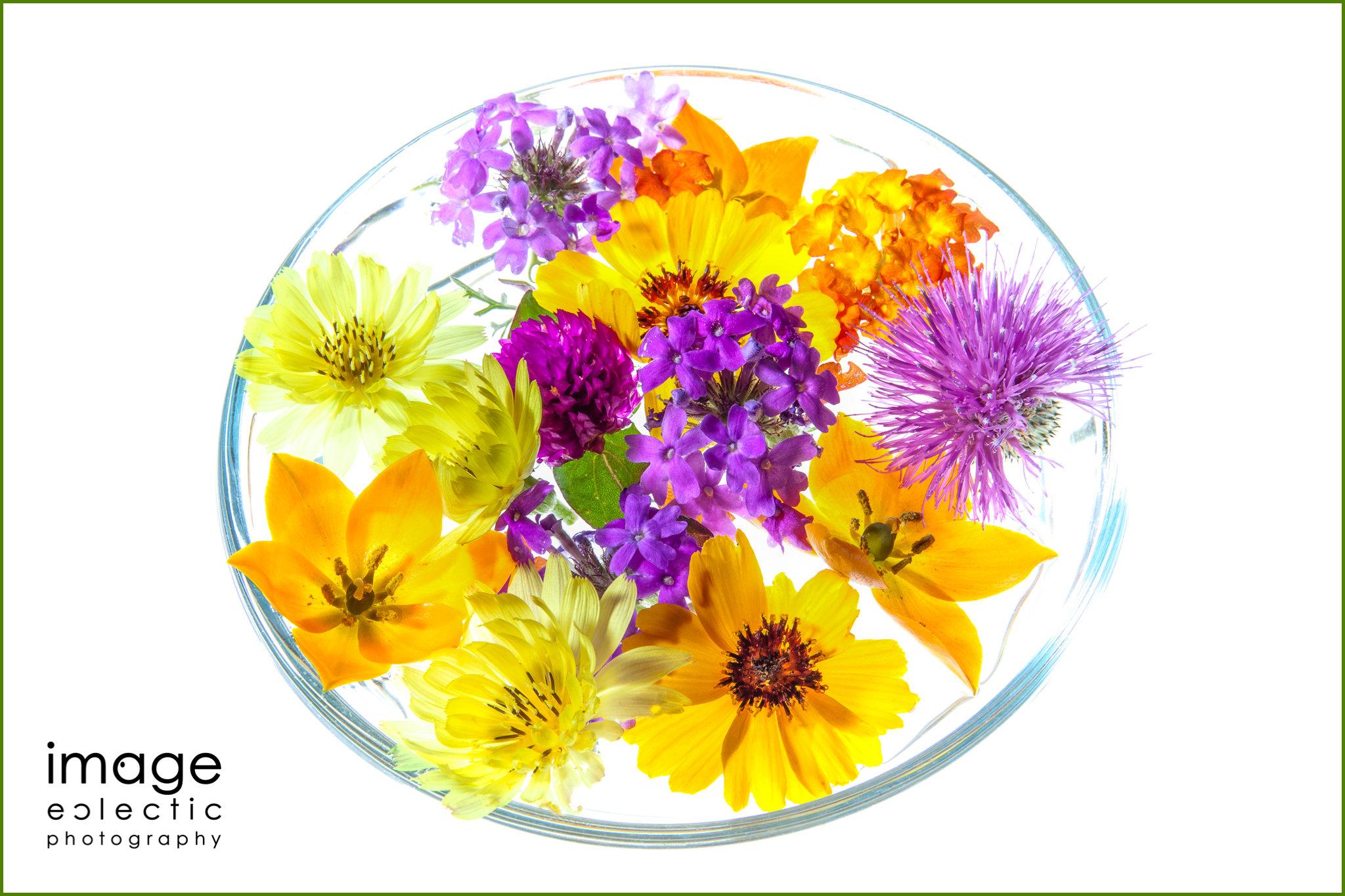 Flowers & Bowl