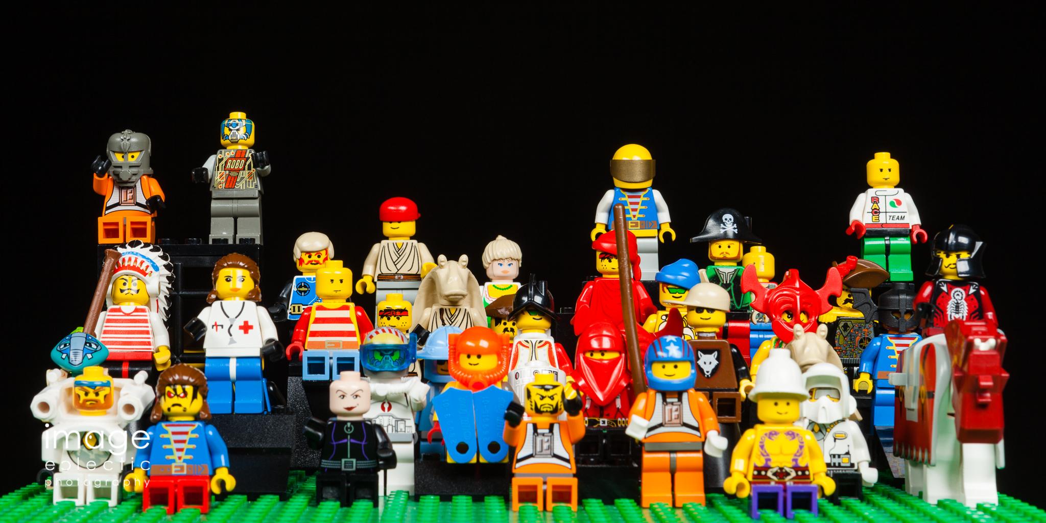 Lego Crowd
