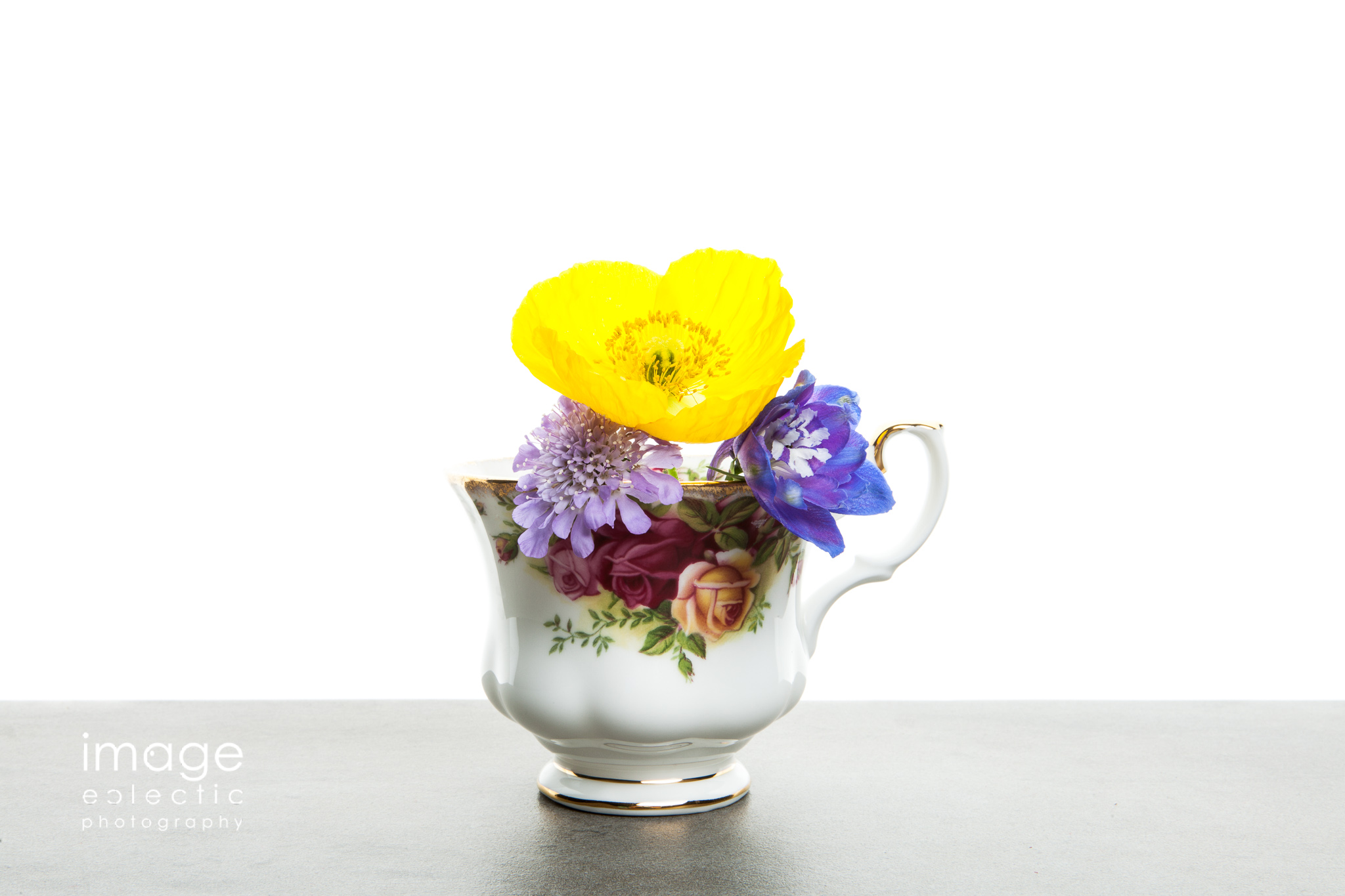 Cup & Blossoms