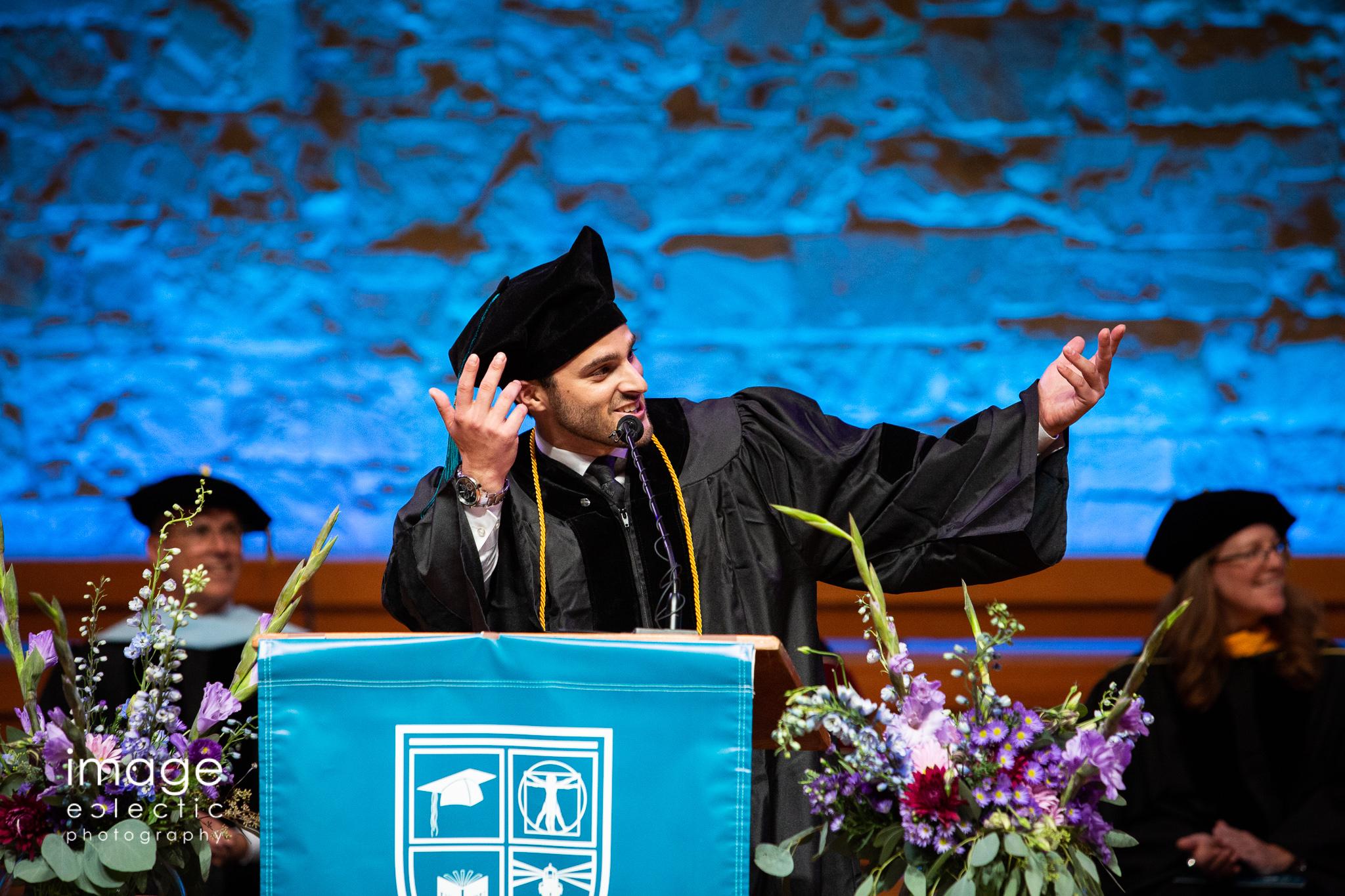 Student Speaker