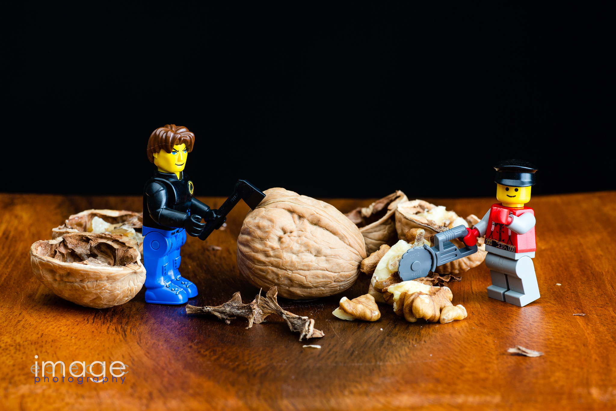 Jack and the Walnut