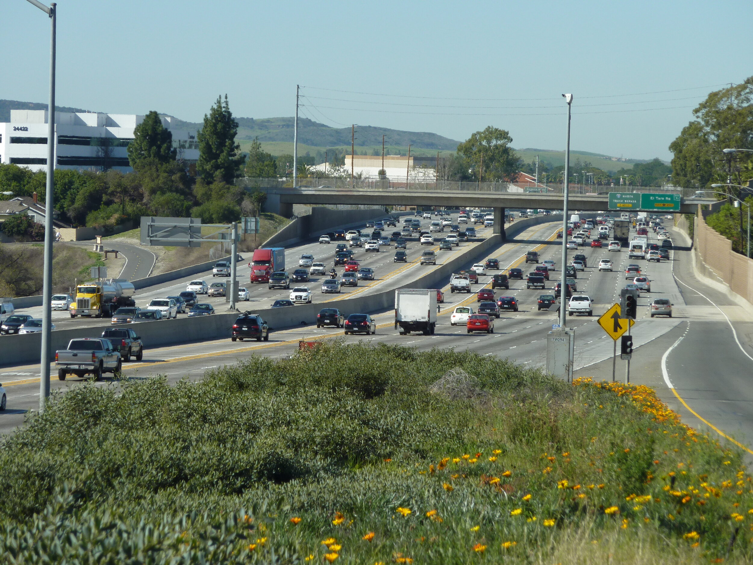 I-5 Widening PS&E - Oso Parkway to Alicia Parkway