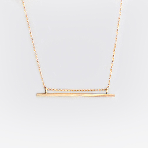 J. Hannah Balance Necklace