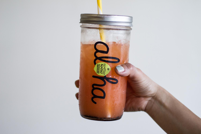Strawberry Lilikoi by Wow Wow Lemonade