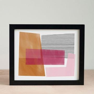 Pink Blocks by Jaymee Srp