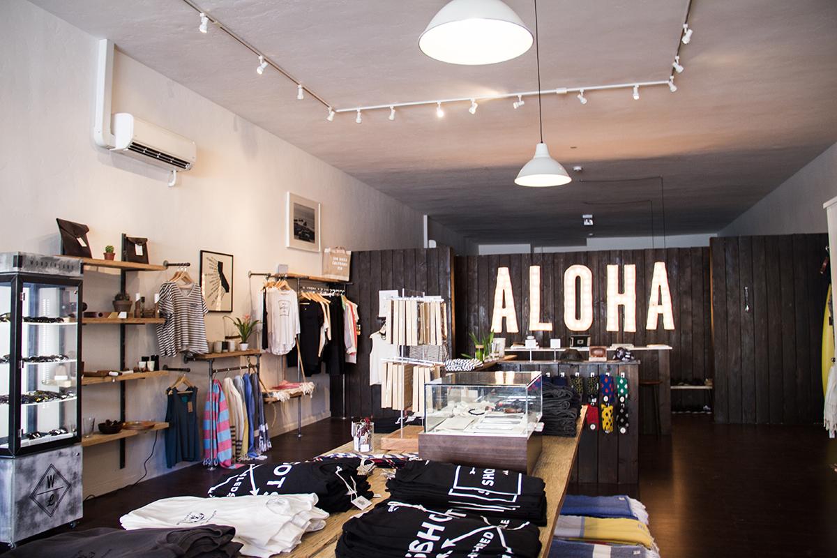 Aloha Sunday in North Park.