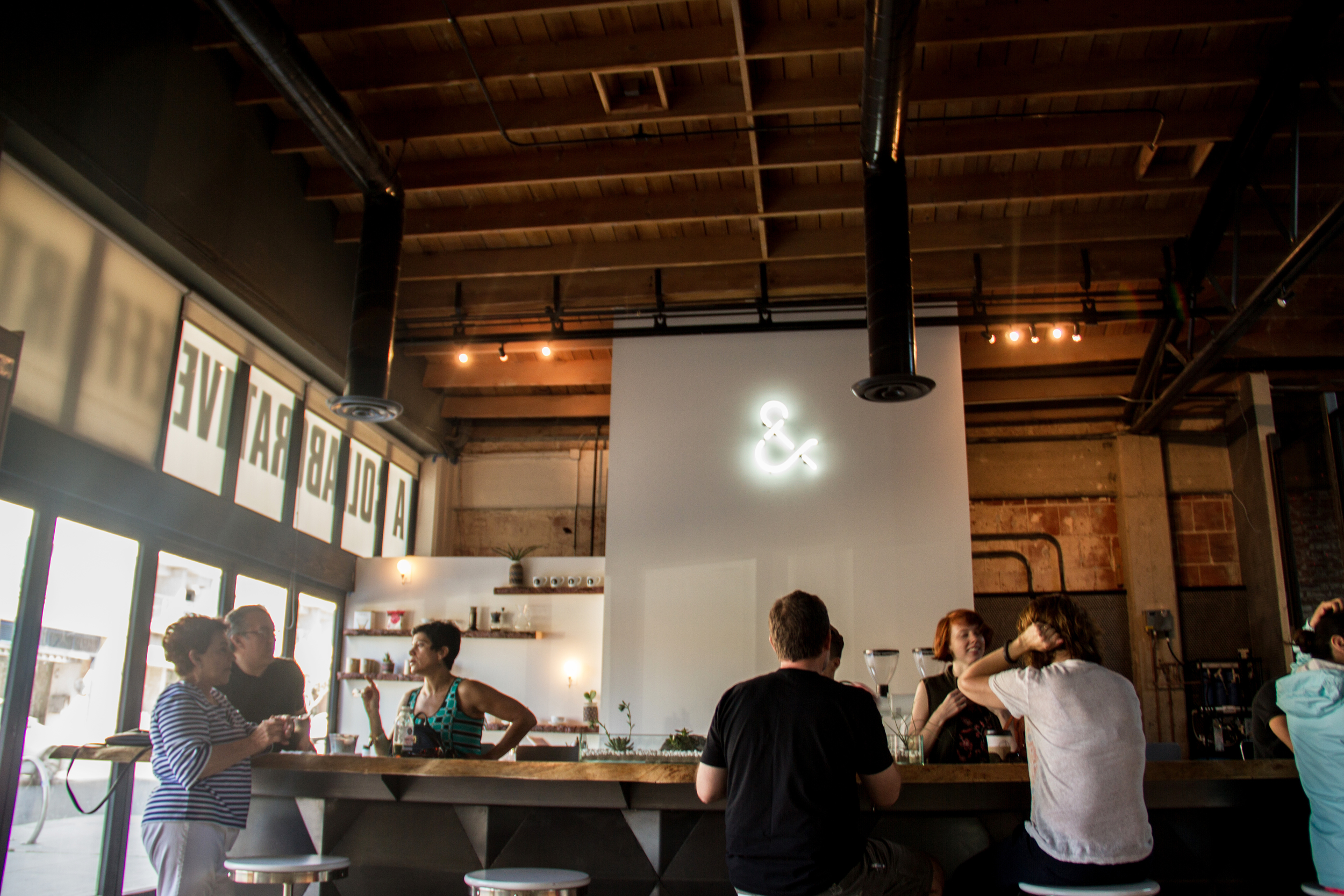 Coffee & Tea Collective in East Village