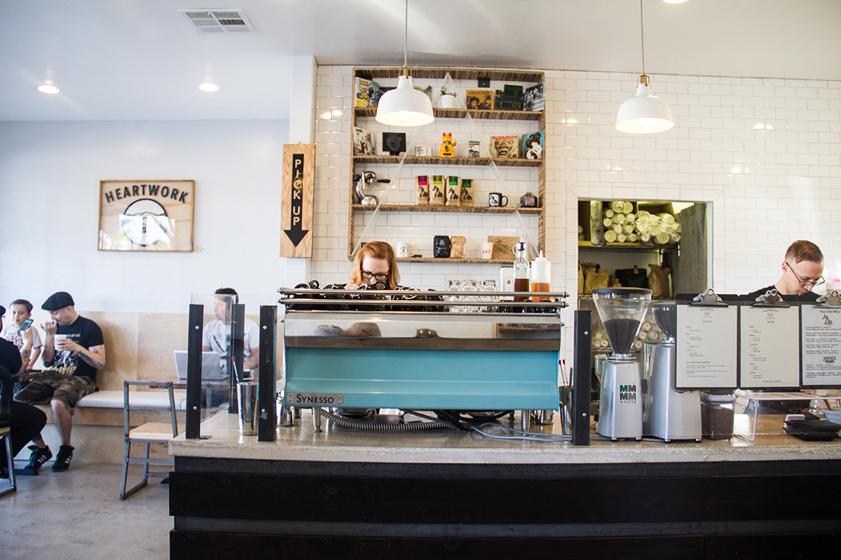 Heartwork Coffee Bar