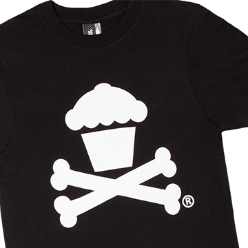Johnny Cupcakes - Classic Crossbones