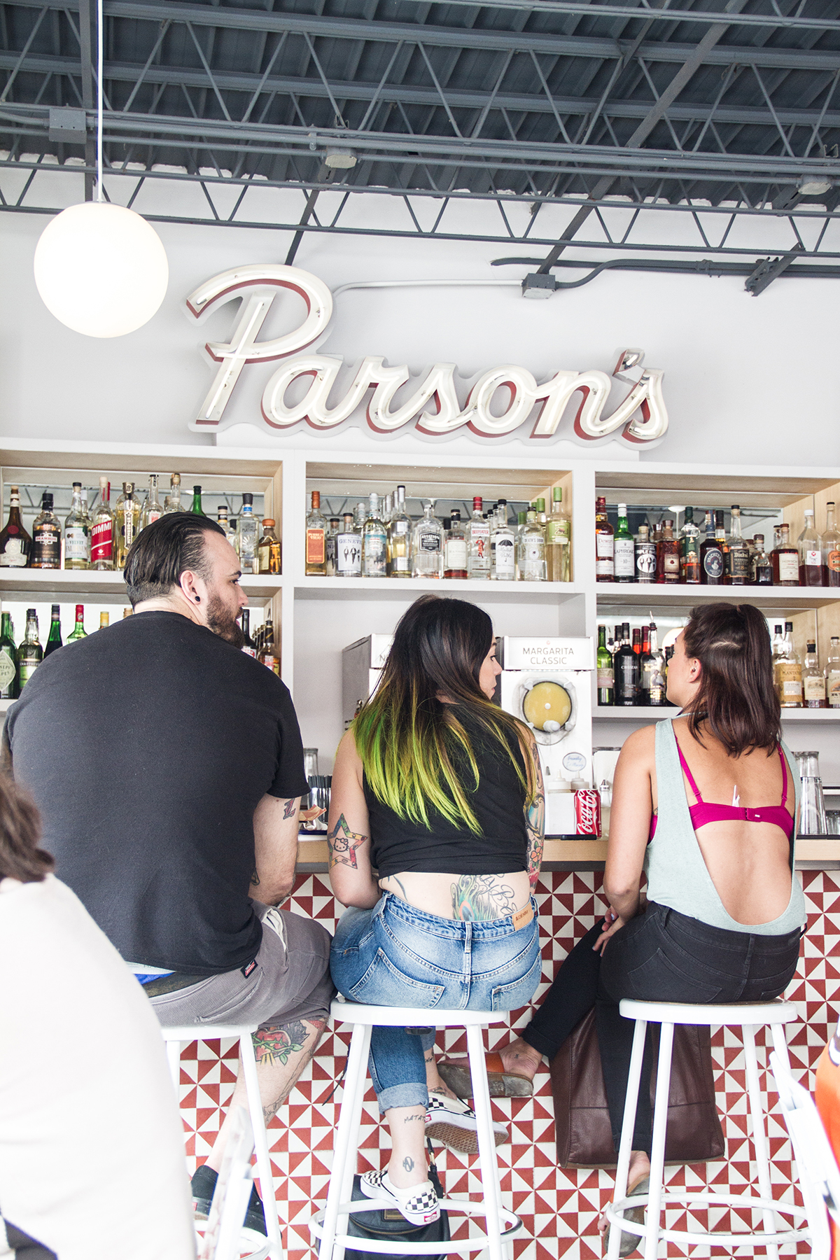 Parson's Chicken & Fish- There are several things that this place just gets right, chicken and fish being two of them, of course. But you'd be remiss if you ignored their amazing frozen negroni and the utterly addictive pimento toast! 2952 W Armitage Ave.