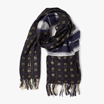 Ace & Jig Patina Patched Scarf