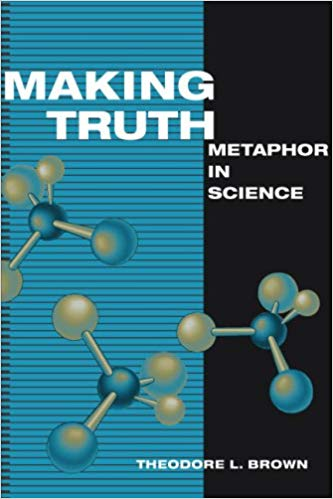 """For an introduction to the logic of the project we refer to the book """"Making Truth: Metaphors in Science"""" by Theodore L. Brown."""