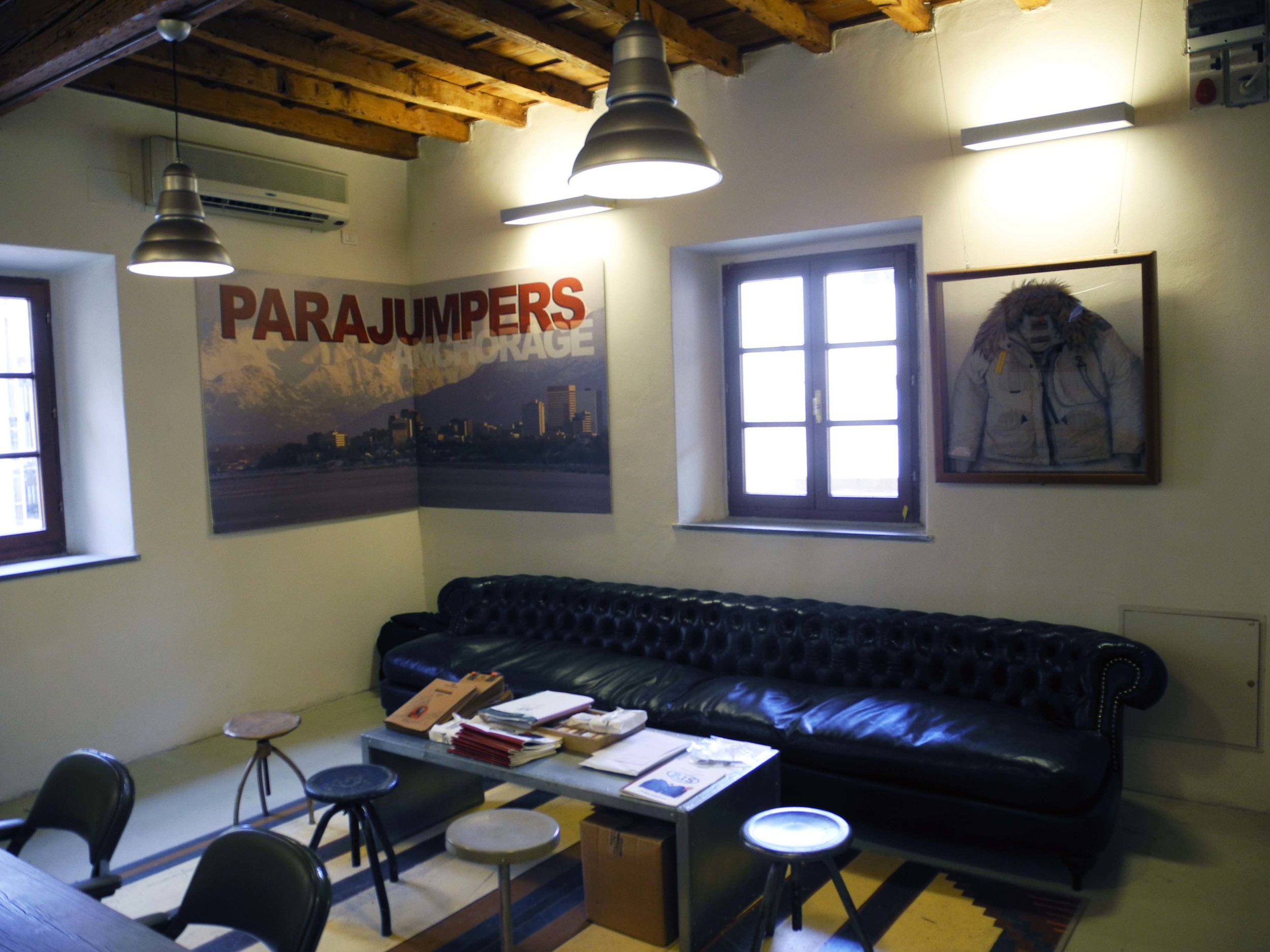 PARAJUMPERS -Pitti, Firenze (IT) - 2014