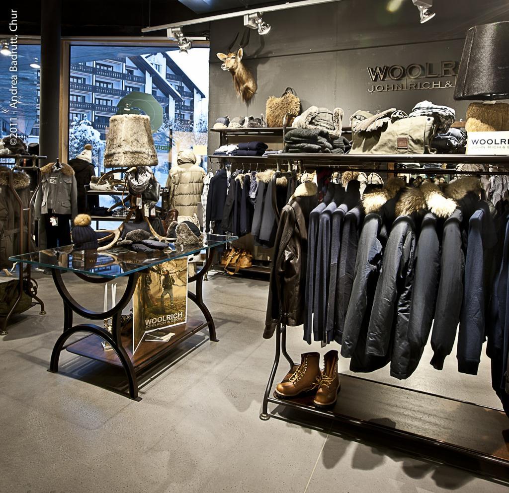 WOOLRICH -Fashion Garage, Laax (CH) - 2011