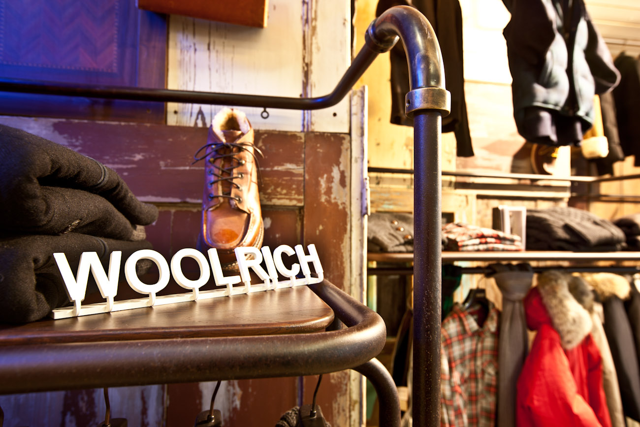 WOOLRICH , Faoro, St. Moritz (CH) - 2011