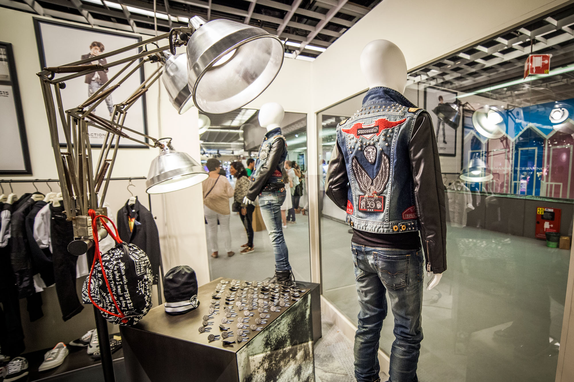 DIESEL - Pitti Bimbo, Firenze (IT) - 2014
