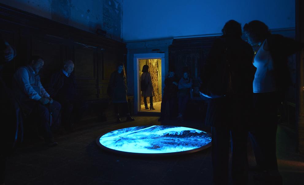 Nàstio Mosquito- Exhibition View - ph. Giulio Favotto