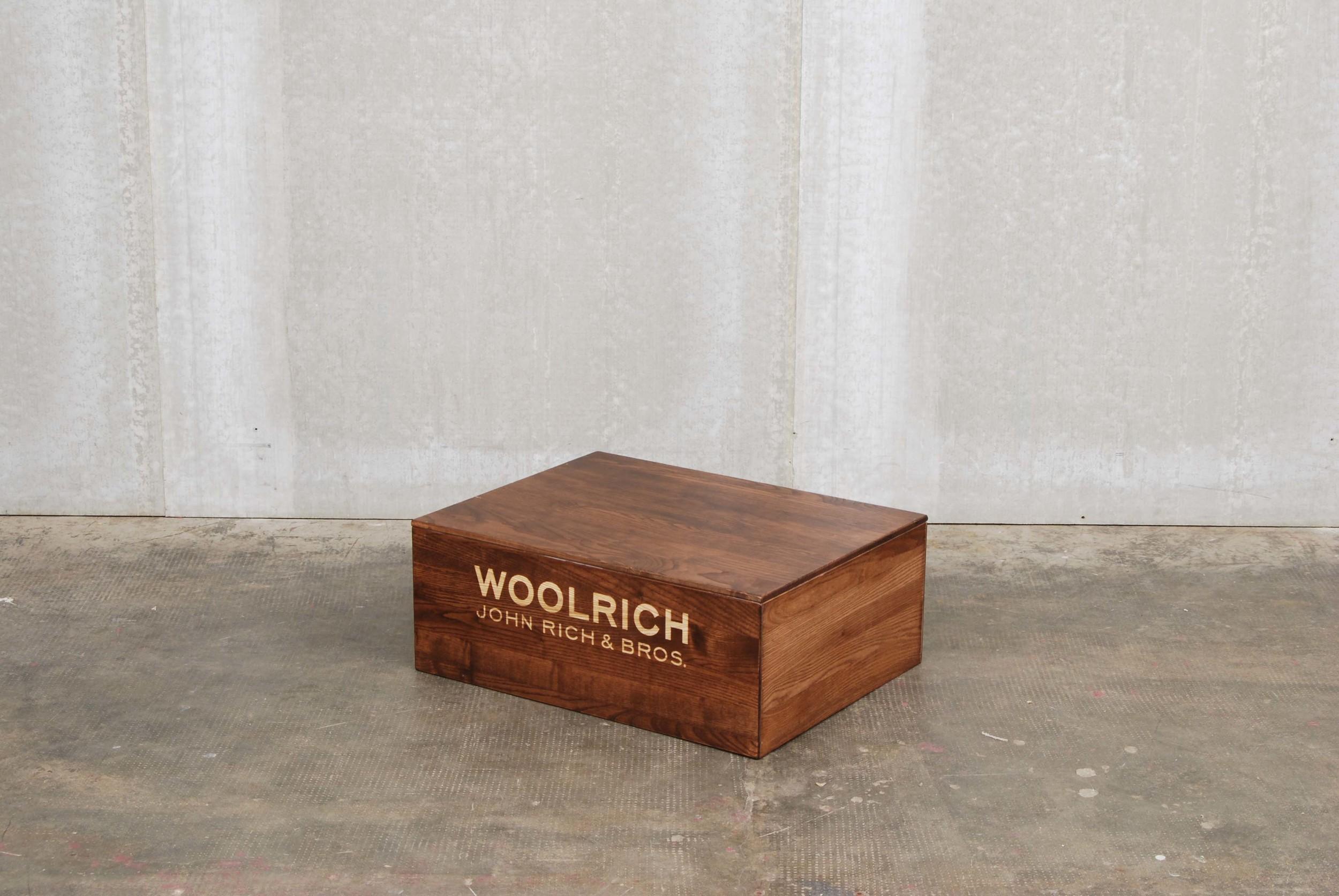 ORVETT for WOOLWICH - PLATFORM