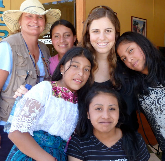 Wanda and Friends, Guatemala.jpg