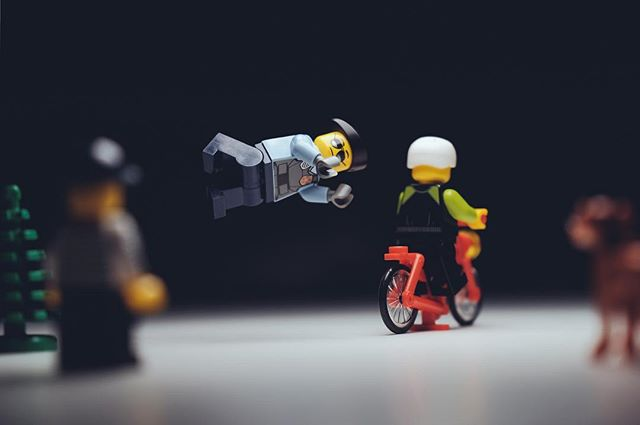 Gendarme tackles Chris Froome. If there's ever proof needed that Mission Impossible fans should take a day to chill after seeing the movie. . .. #missionimpossiblefallout #christophermcquarrie #stuntteam #tourdefeance2018 #tdf2018 #minimalarkey . . . #toyphotography #legominifigures #legostagram #starwars #legoland #lego #minifigures #topToyPhotos #legophotography #legoaddict #legoart #brickcentral #lego_hub #stuckinplastic #toyartistry #bricknetwork #legophoto #artovercontent #condronphoto #irishartist #irishphotographer