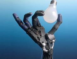 I can change light bulbs, too!