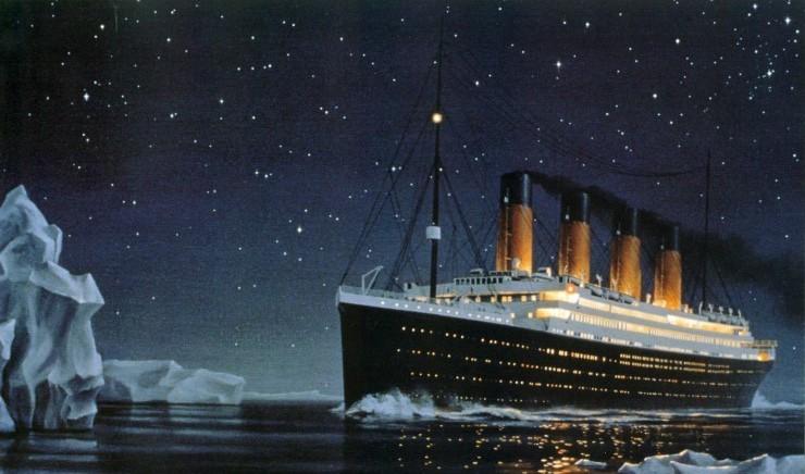 ... crashing into the invisible iceberg.