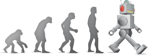 Seeking an evolutionary pathway forward, driven not by speed or size but by  continual process innovation .