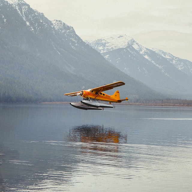DEHAVILLAND BEAVER - This is where I'd talk about flying.