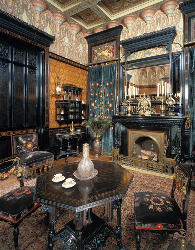 Moorish Smoking Room