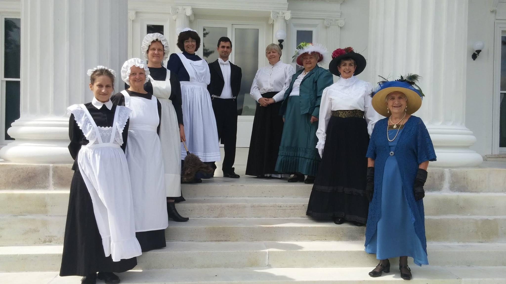 Staatsburg Staff
