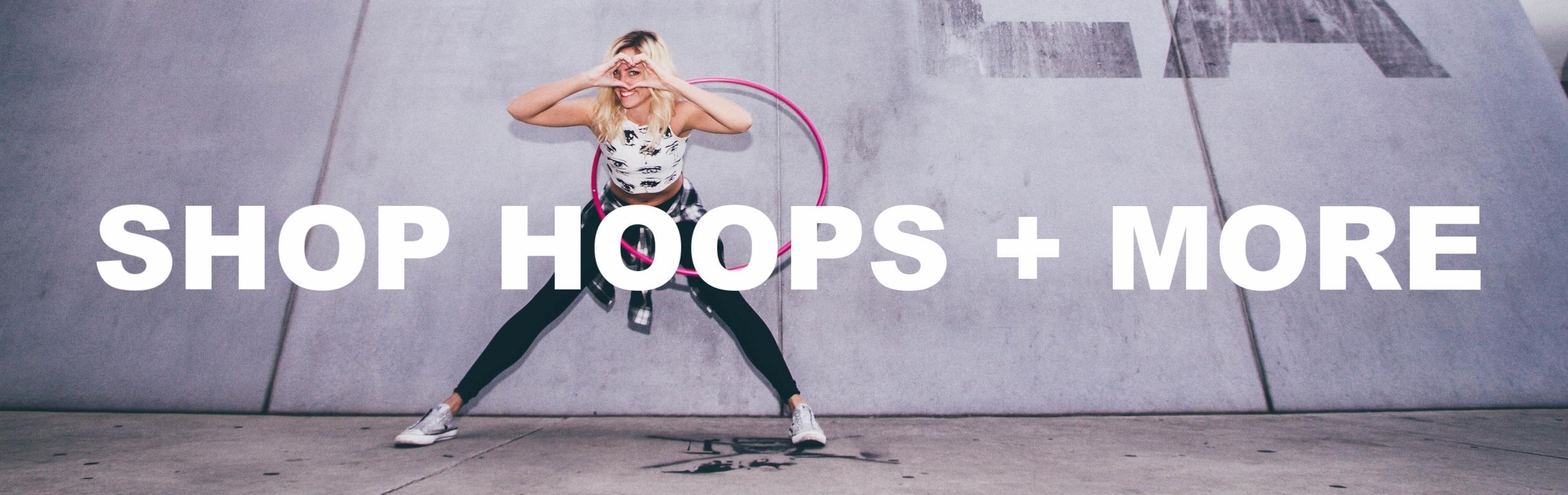 Hula hoop girl los angeles