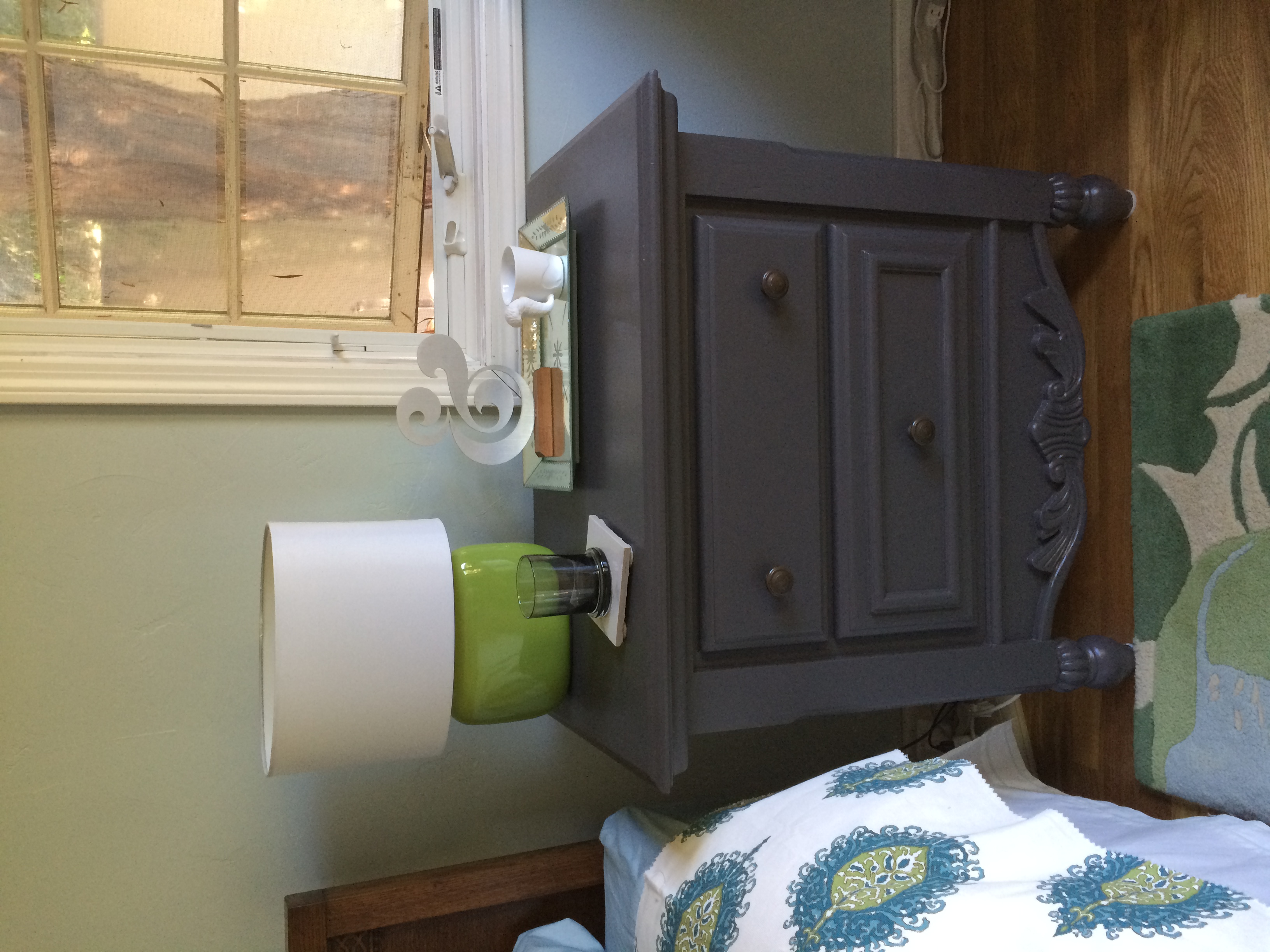 Bedside Cabinet - After