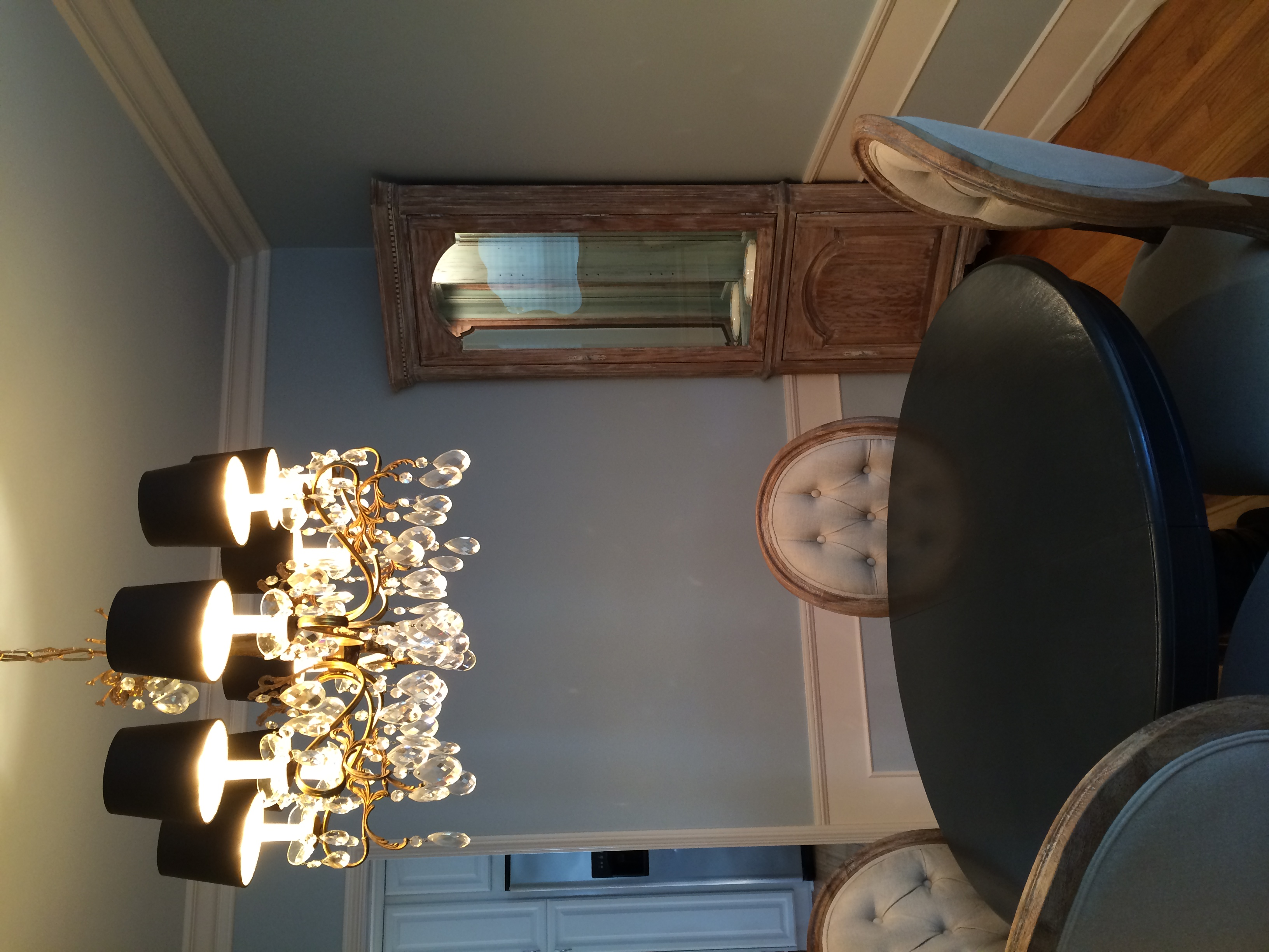 A New Dining Room