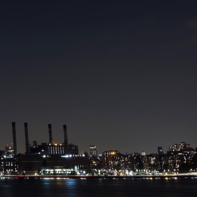 Tribute in Light 🕊 #nyc #newyork #lights #city #peace #love