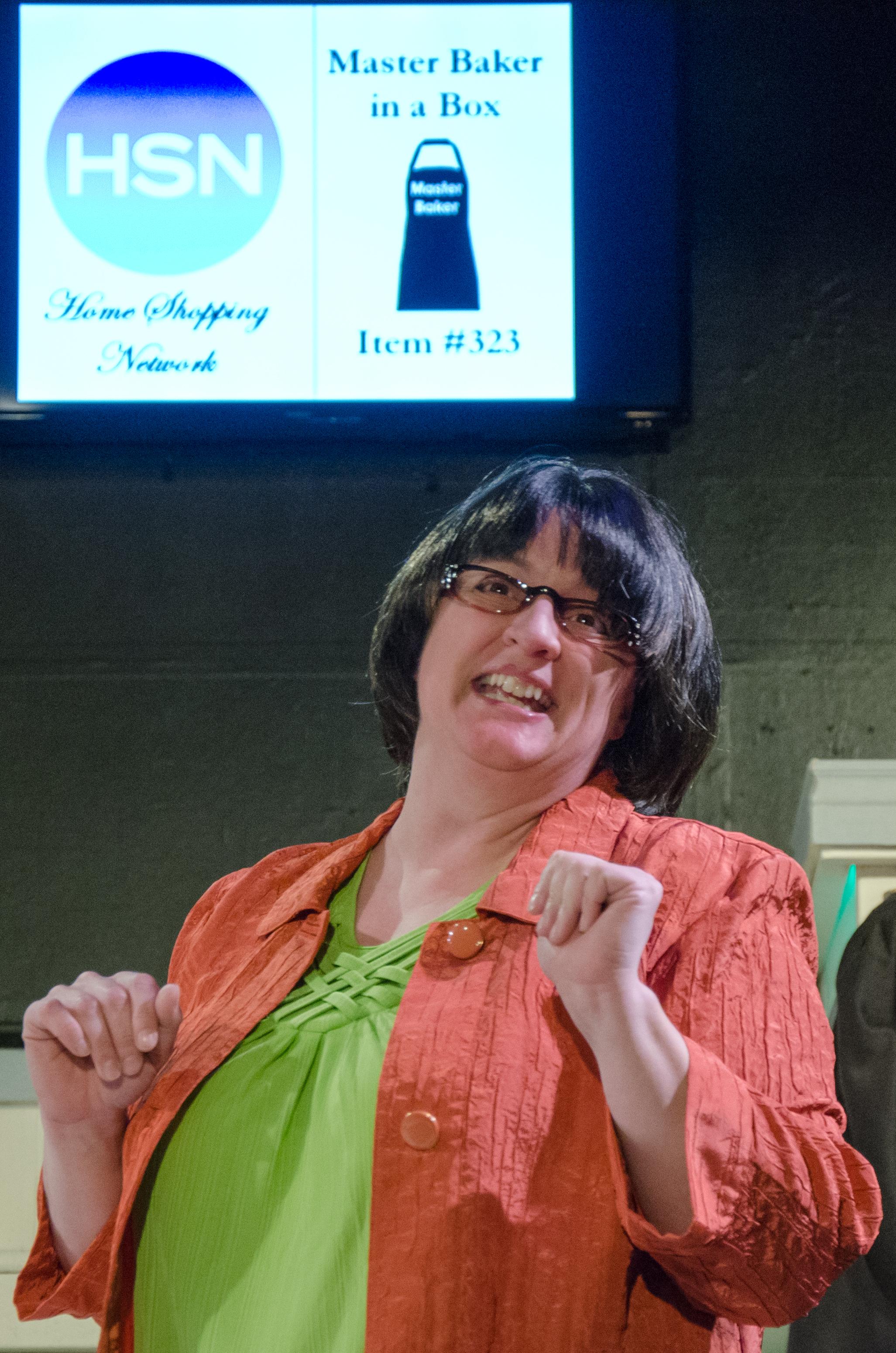 Home Shopping Network Hostess (Melissa Himmelreich Nicholson)