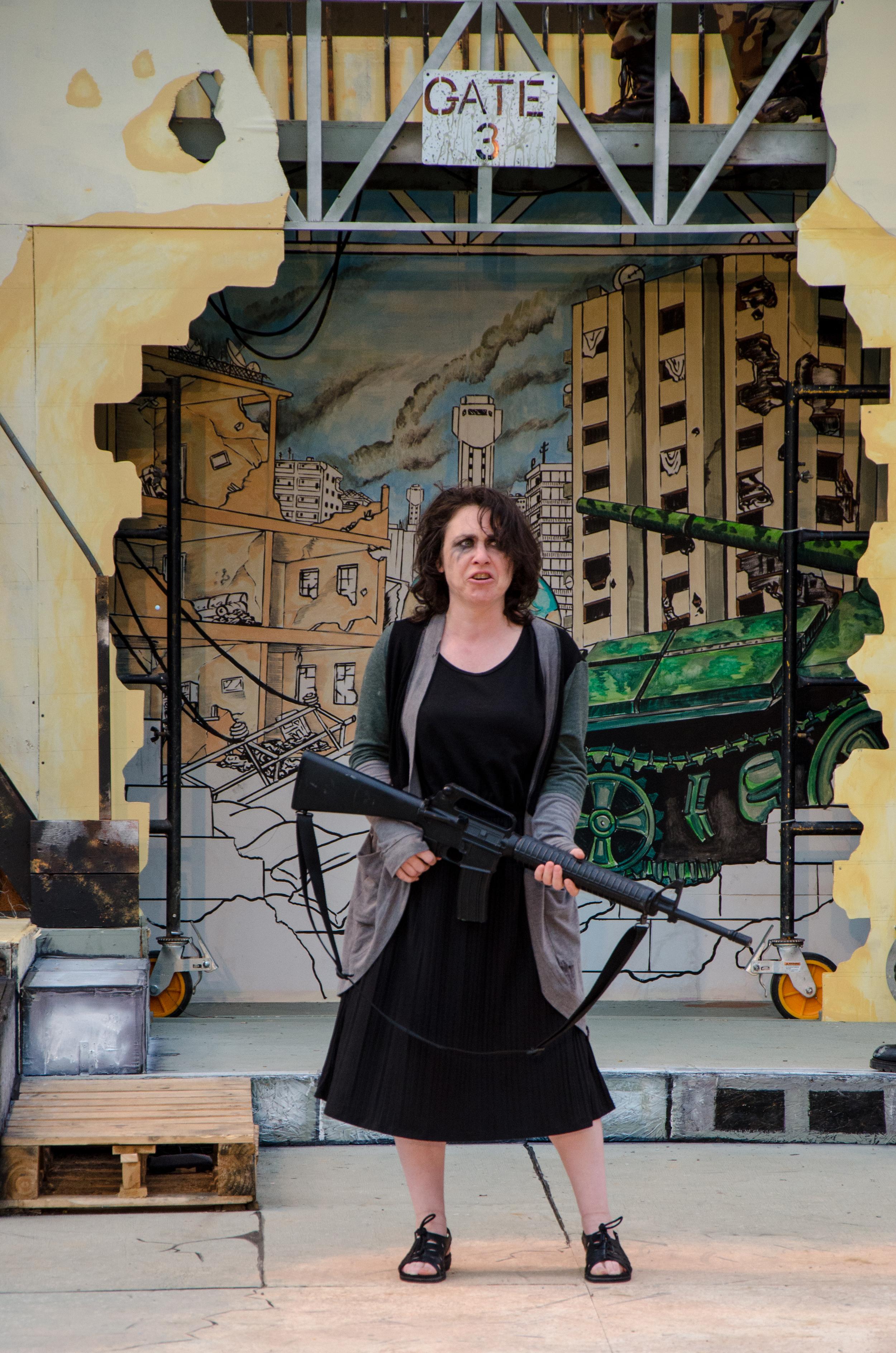 Cassandra (Francesca Amendolia)