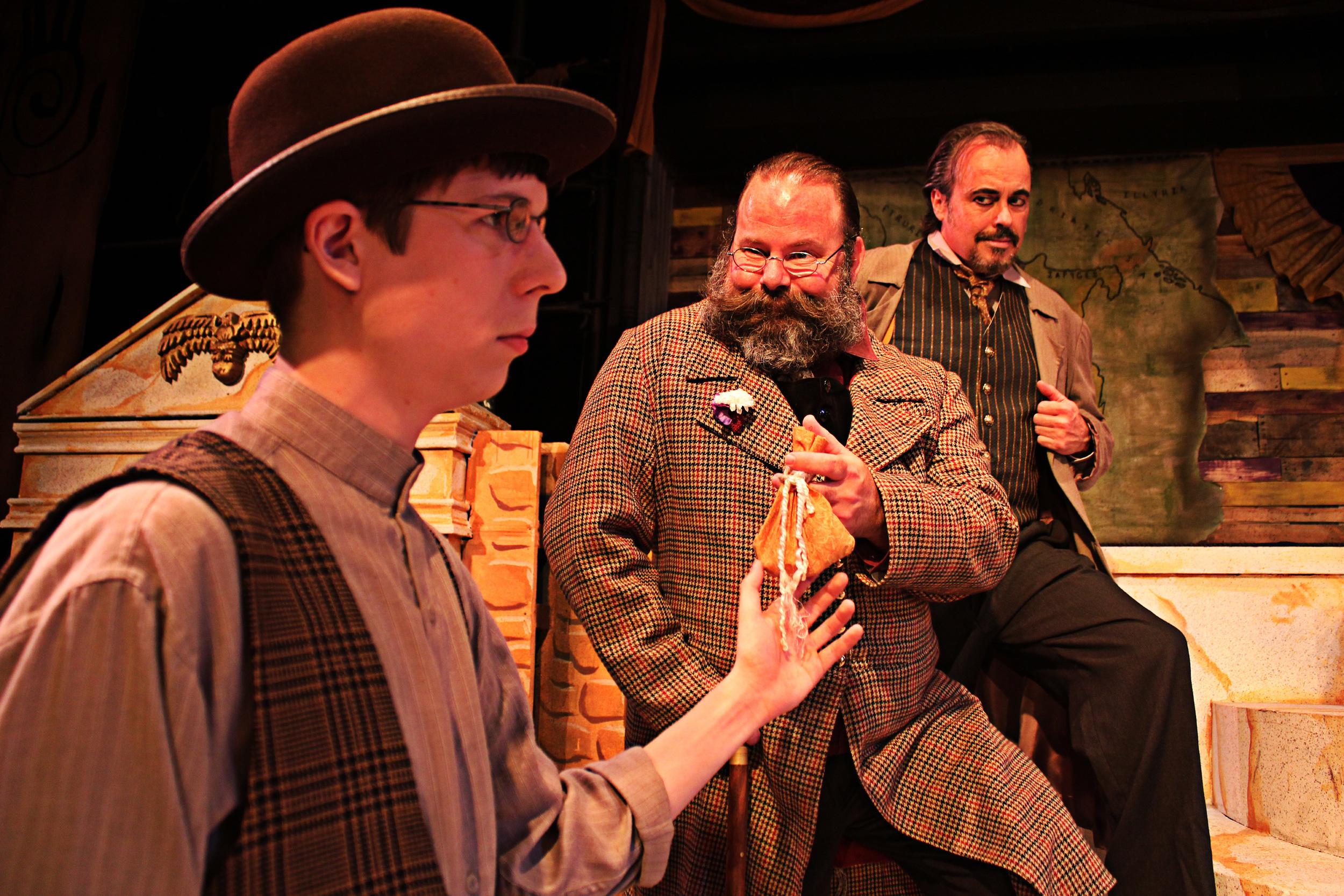 Citizen (Aidan Roth),Sicinius (Dan Burke),Brutus (Jeffrey Rensch)