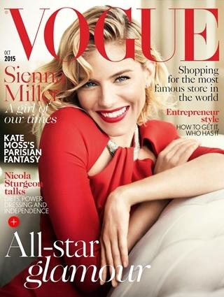 Vogue UK October 2015