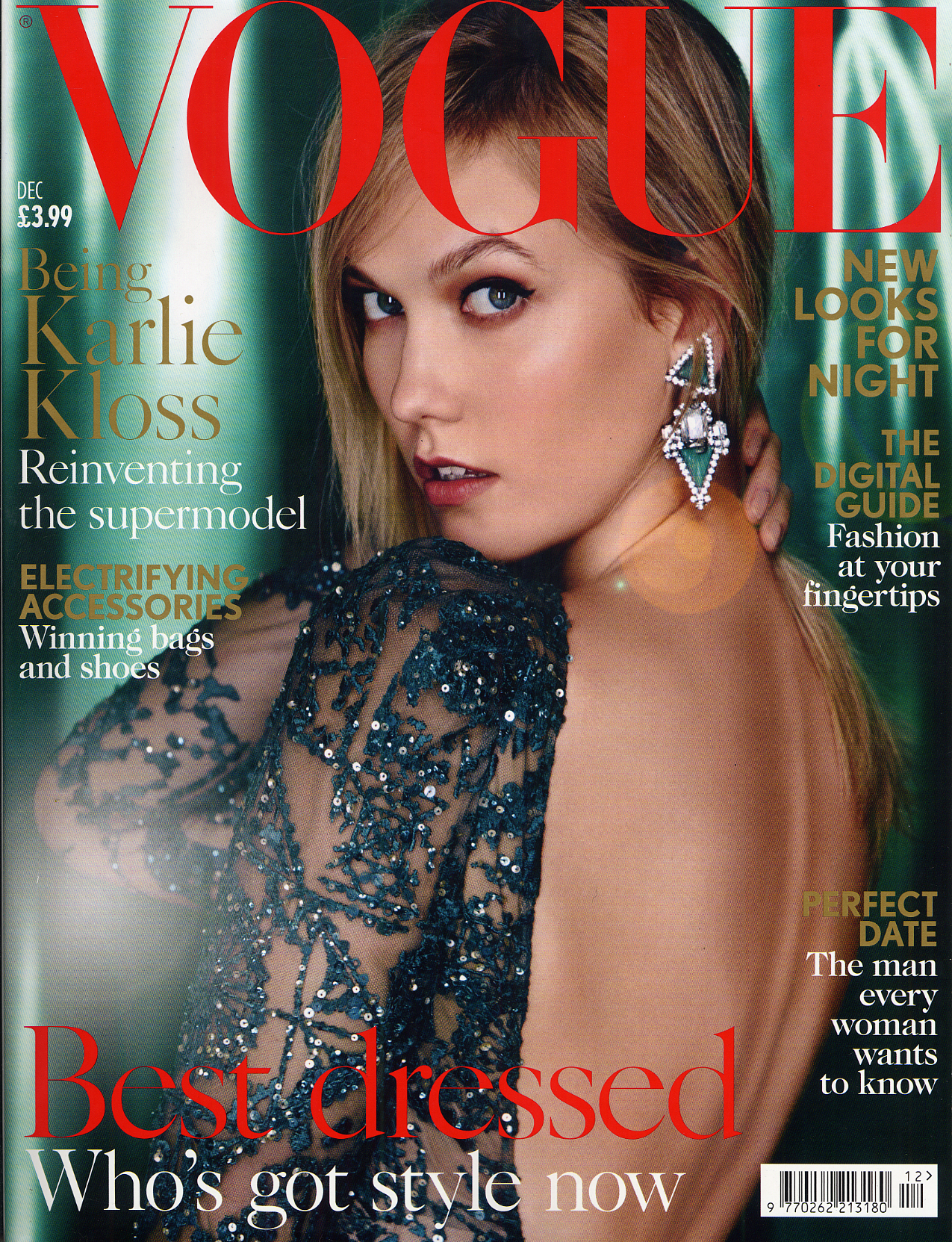 Vogue - December 2015