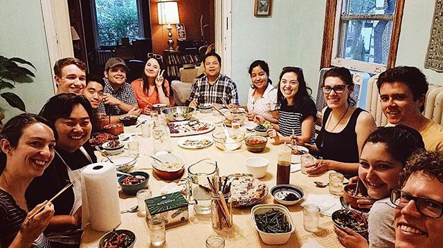 Summer small group is our favorite! . . . #ministry #church #smallgroup #collegeministry #campusministry #campuschurch #acna #anglicanchurch #fellowship #biblestudy